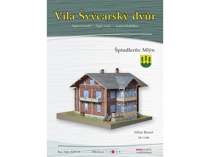 Vila Švýcarský dvůr - Špindlerův Mlýn