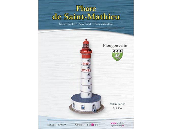 Phare de Saint-Mathieu - Plougonvelin
