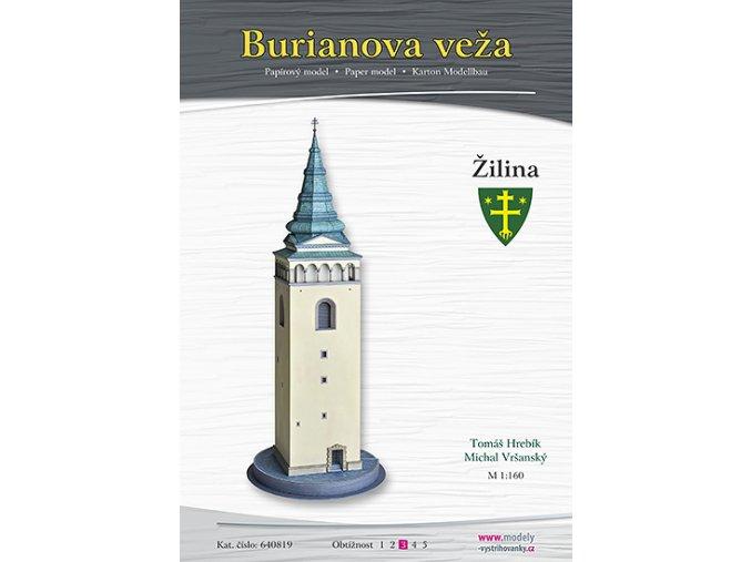 Burianova veža - Žilina