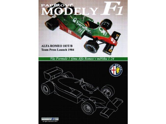 Alfa Romeo 183T/B