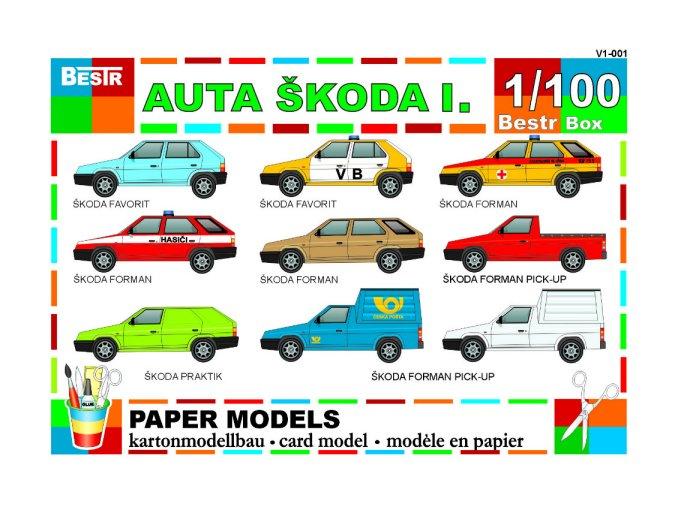 auta Škoda I