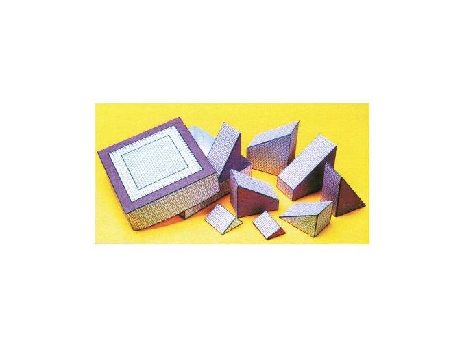 Kolik čtverců složíš ?