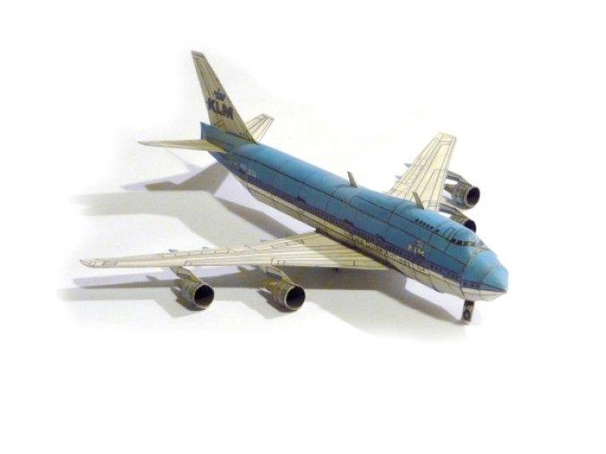 Boeing 747 - Jumbo Jet + čajová souprava