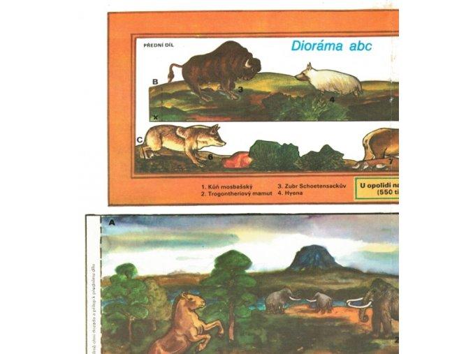 U opolidí na Podřipsku (550 tisíci let)