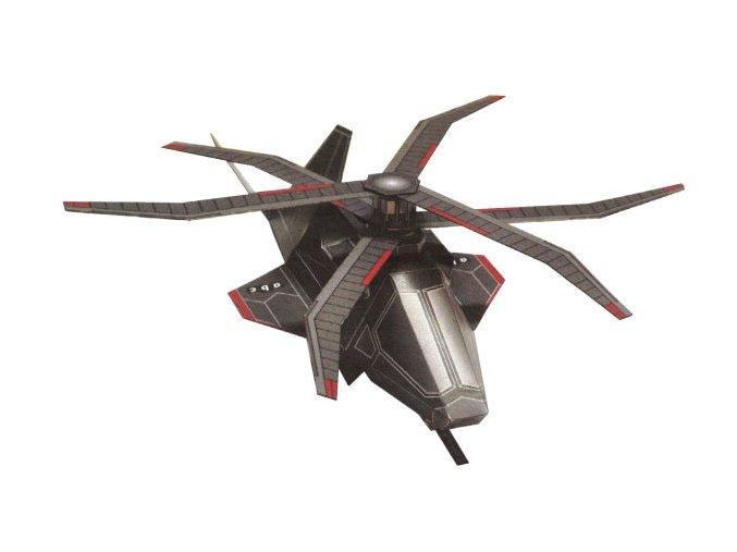 stealth vrtulník