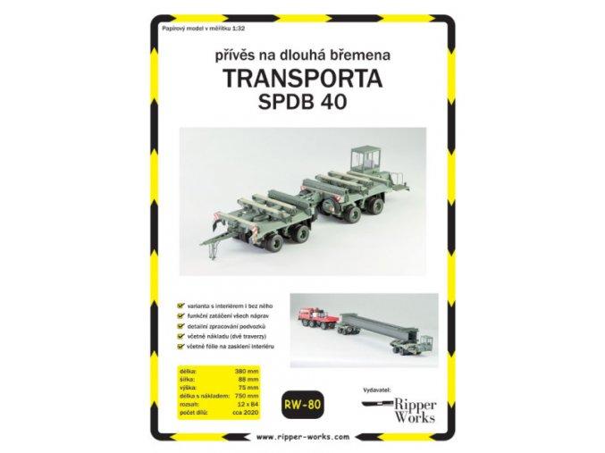 Transporta SPDB 40