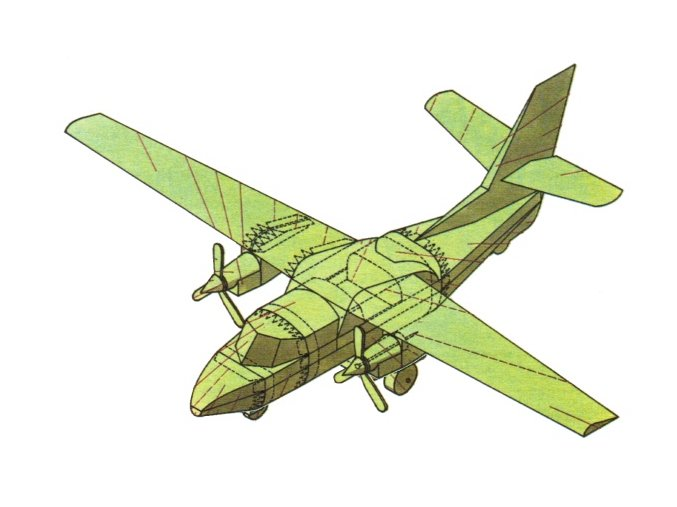 Turbolet L-410 UVP