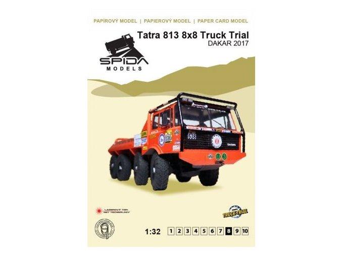 Tatra 813 8x8 Truck Trial Svoboda Team [538]