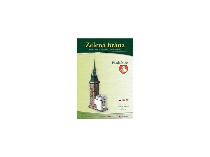 Pardubice - Zelená brána