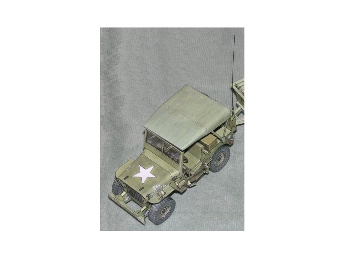 US Jeep Willys MB