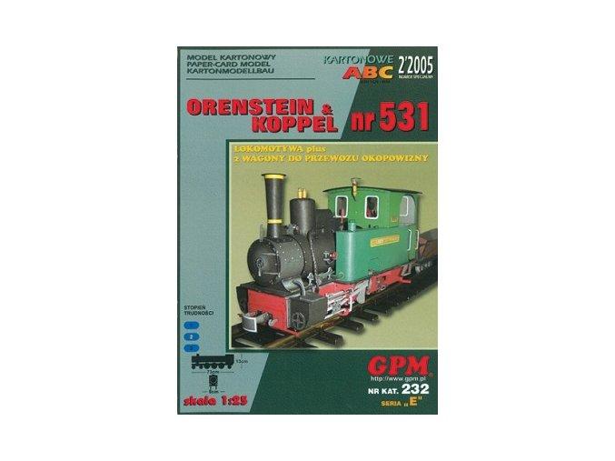 Orenstein & Koppel nr 531