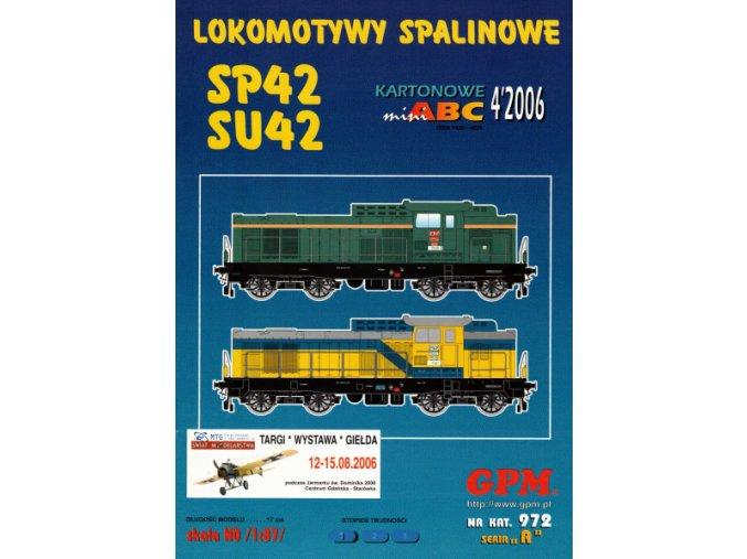 SP42 + SU42