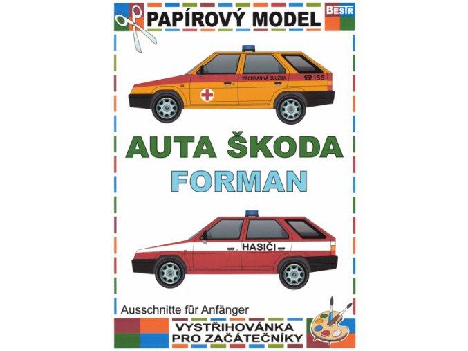 Škoda Forman - 2ks