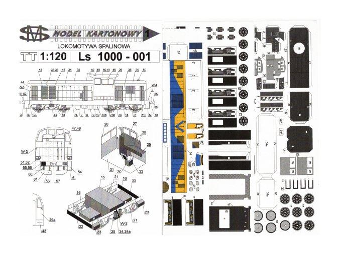 Ls 1000 - 001 (6Dd)