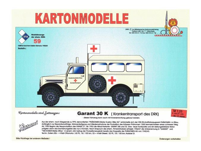 Garant 30 K - DRK