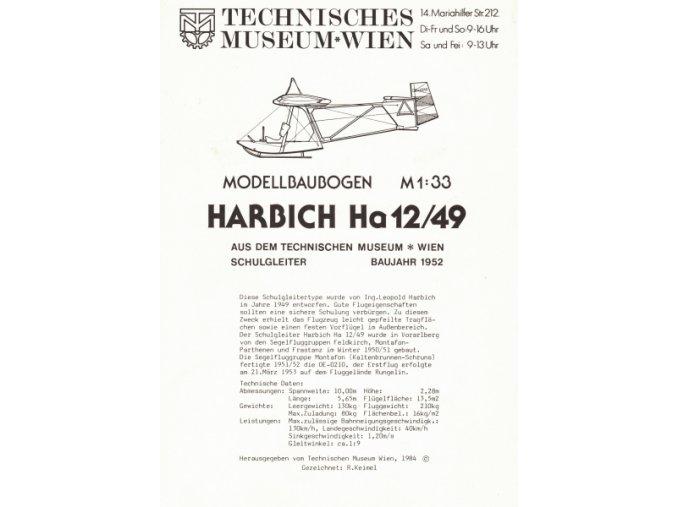 HARBICH Ha 12/49