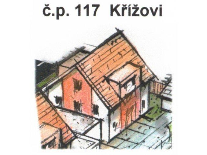 č.p. 117 Křížovi, Lipová ulice