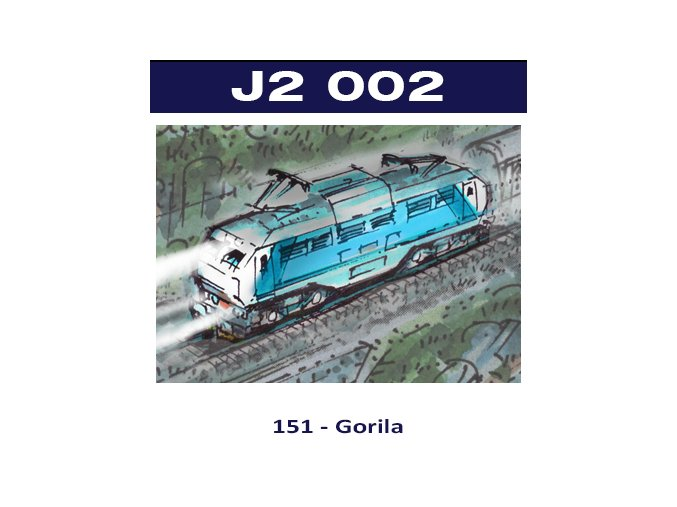 151 - Gorila