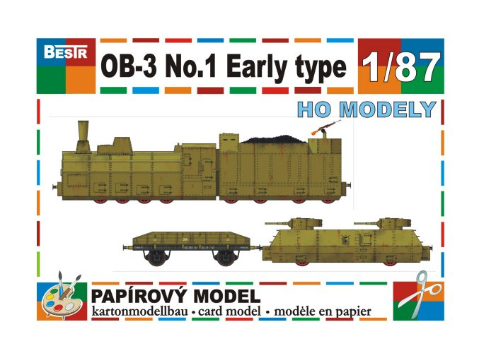 OB-3 No.1 Early type