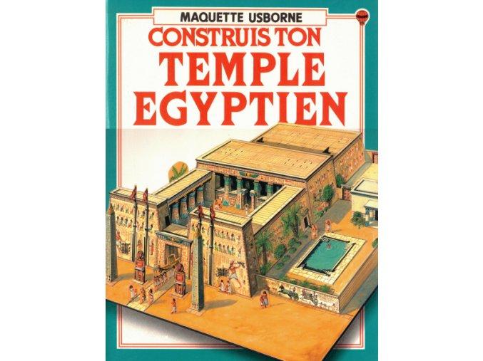 Egyptský chrám - Temple Egyptien