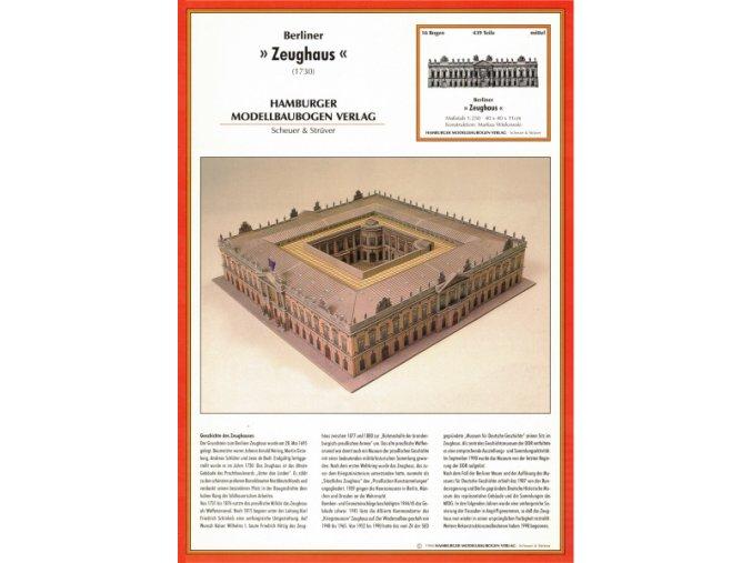 Berliner Zeughaus - muzeum