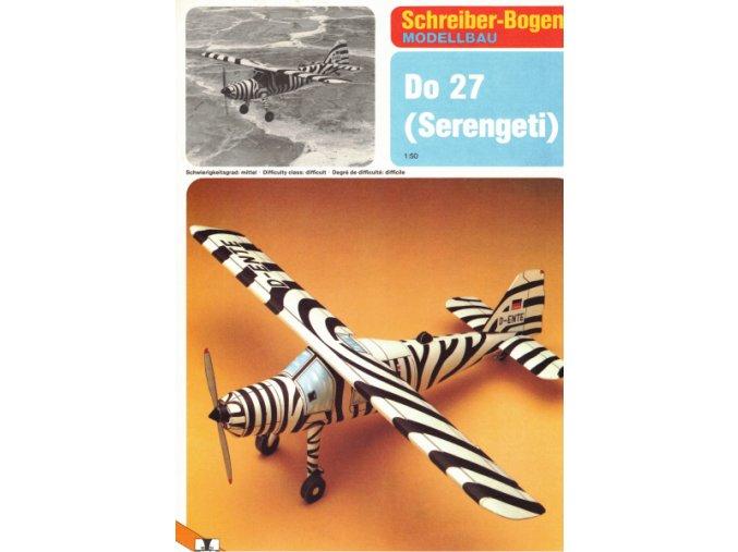 Dornier Do 27 Serengeti