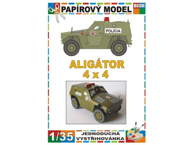 Aligátor 4x4