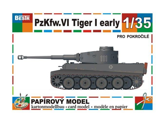 PzKfw VI Tiger I early