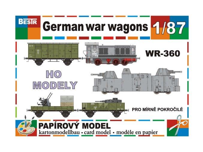 German war wagons - WR-360