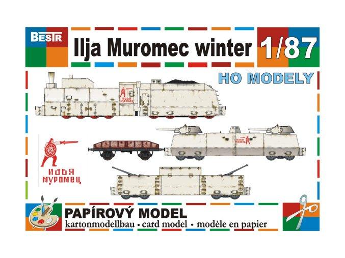 Ilja Muromec - zimní verze