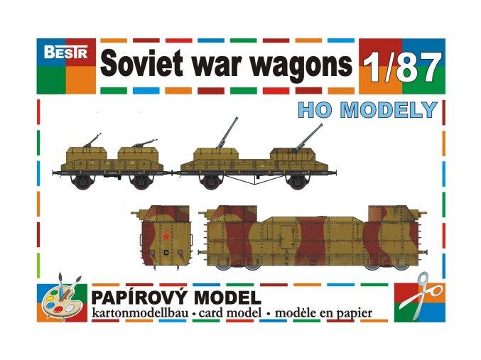 Soviet war wagons