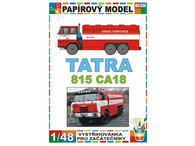 Tatra 815 CA 18
