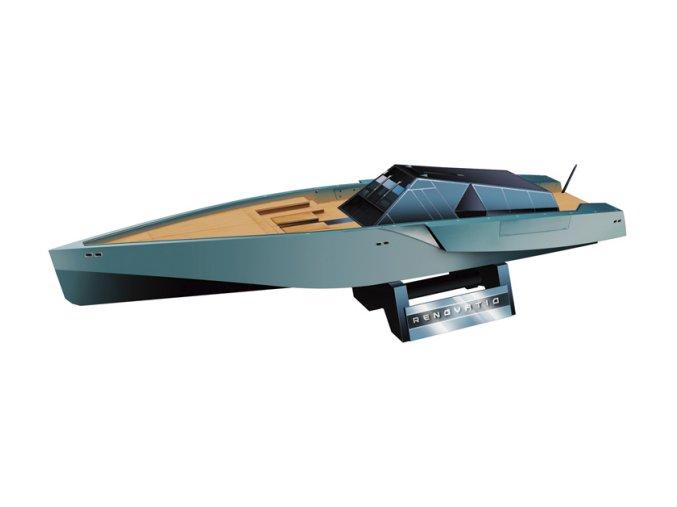 Renovatio - turbínová jachta