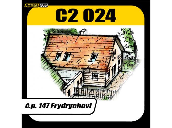 č.p. 147 Frydrychovi, Javorová ulice