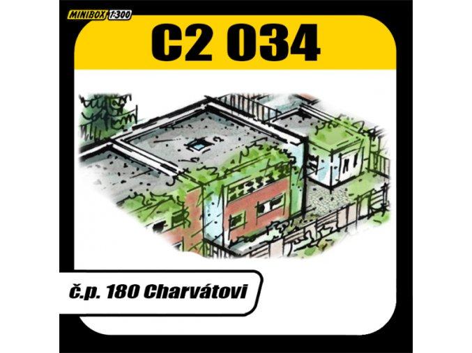 č.p. 180 Charvátovi, Březová ulice