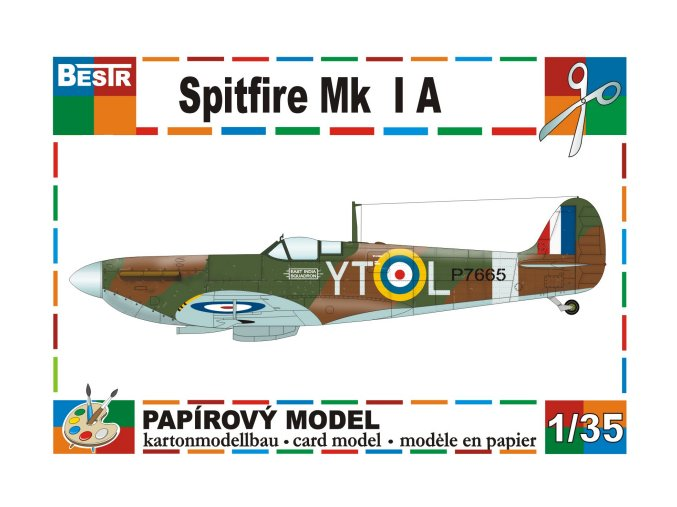 Spitfire Mk I A