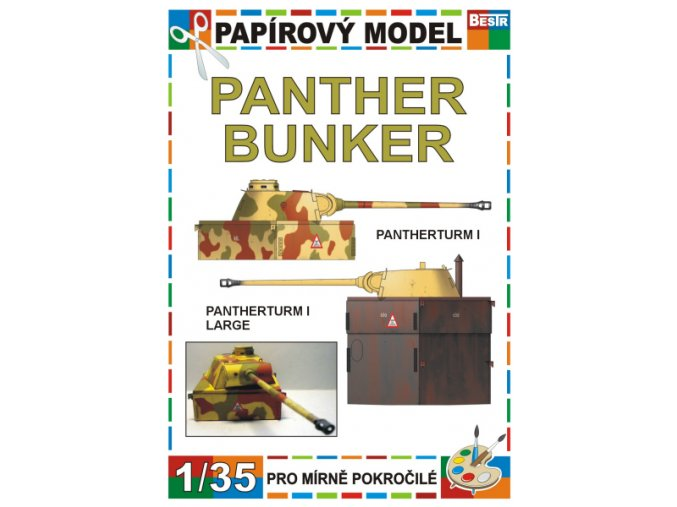 Panther bunker