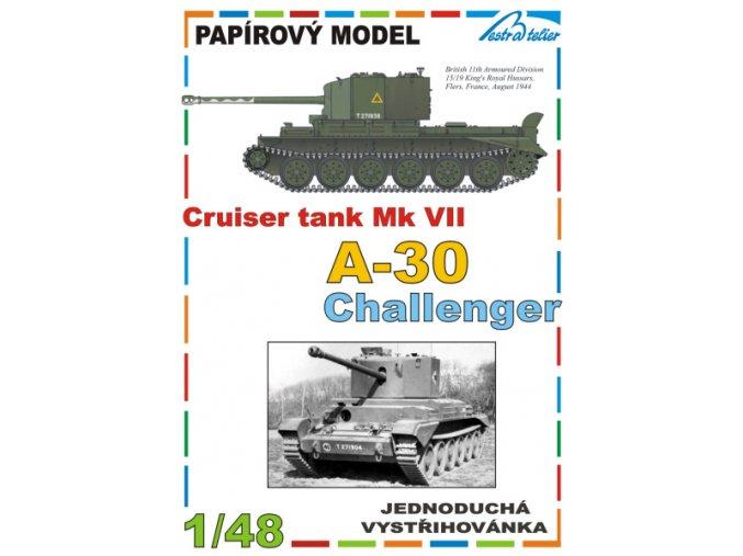 Cruiser Mk VII A-30 Challenger