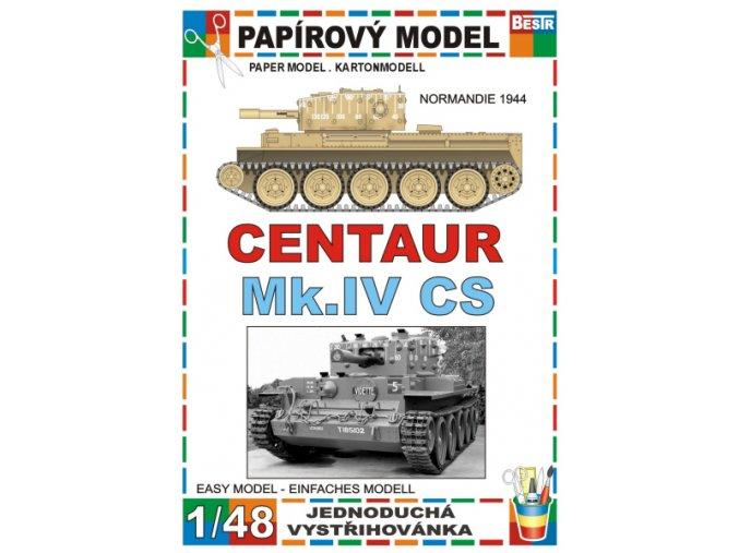 Centaur Mk.IV CS - Normandie 1944