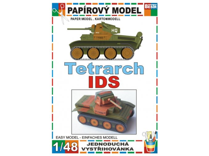 Tetrarch IDS