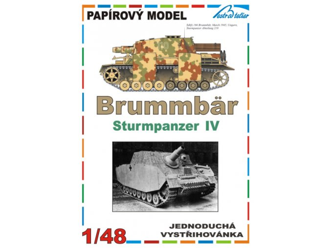 Brummbär - Sturmpanzer IV