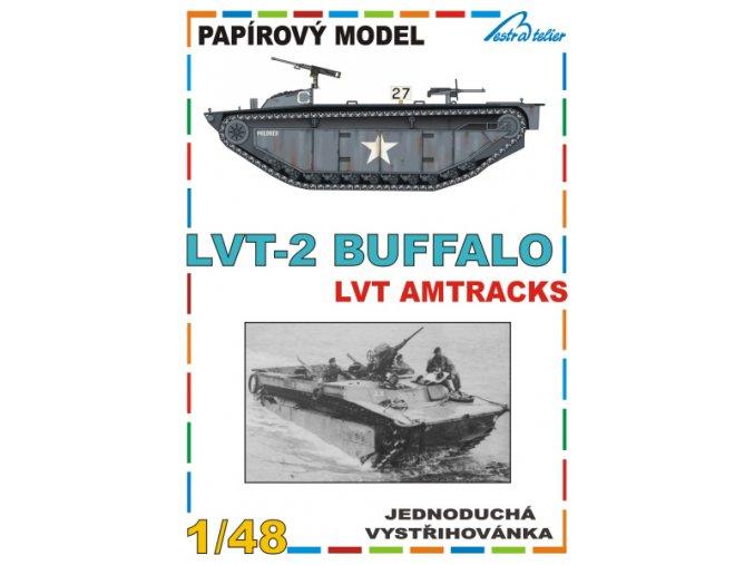 LVT-2 Buffalo - LVT Amtracks