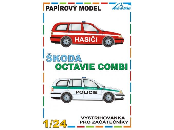 Škoda Octavia combi - 2 různé verze