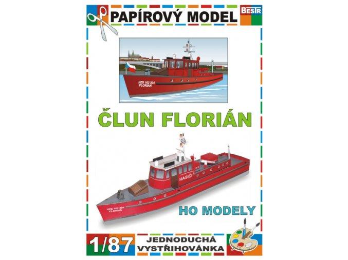 člun Florián