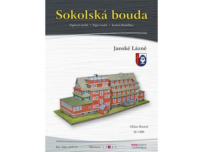 Sokolská bouda - Janské Lázně