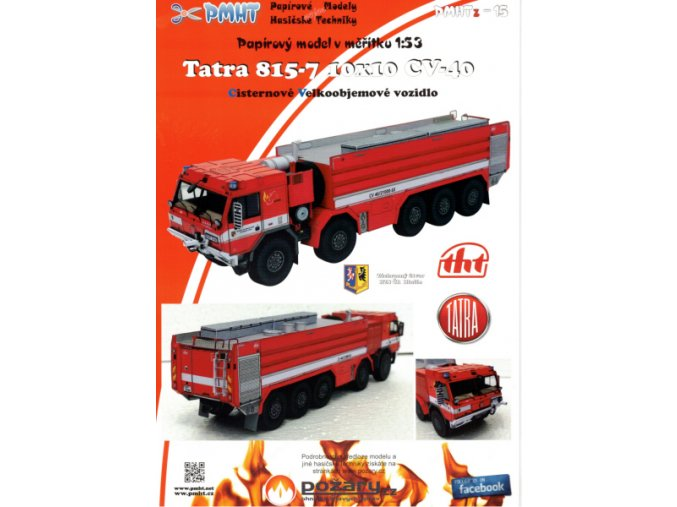 Tatra 815-7 10x10 CV-40