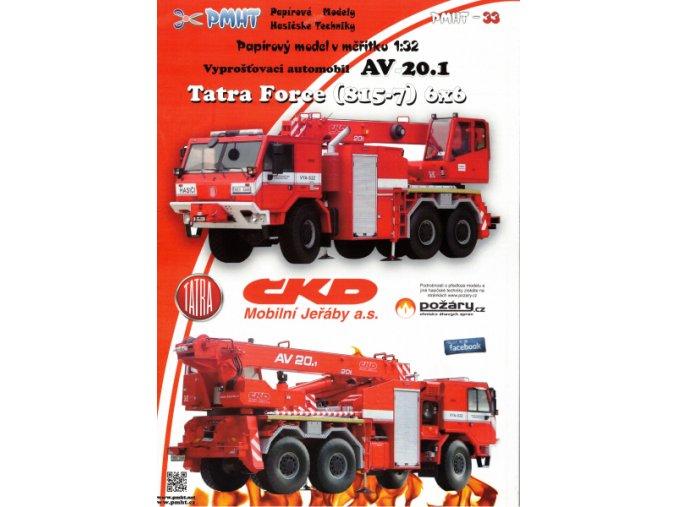 Tatra 815-7 Force AV 20.1