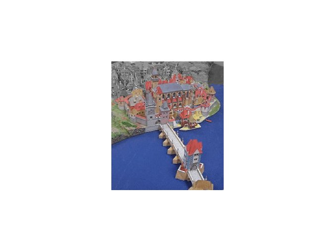 _ MPR - Městská památková rezervace 3 včetně mostu - rozstříhaná