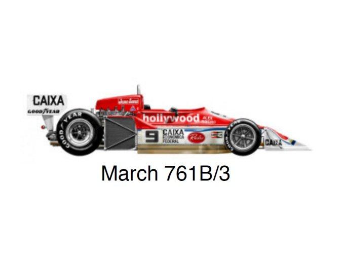 March 761B - GP Germany 1977