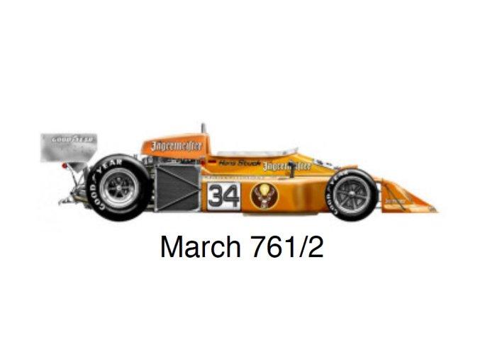 March 761 - GP Germany 1976